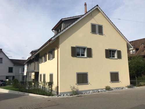 2.5 Zimmer Wohnung im Erdgeschoss (1)