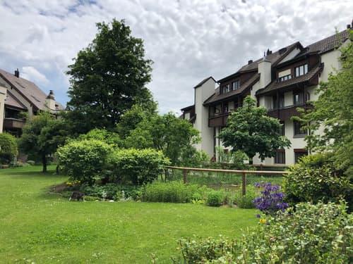 Helle Maisonette-Wohnung mit Galerie und Terrasse