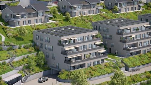 2.5-Zimmer Eigentumswohnung an sonniger Lage im Energiequartier