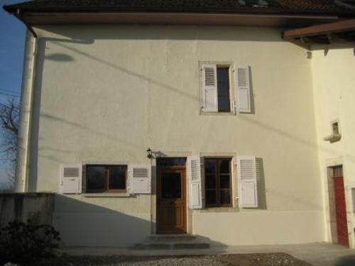 18th century furnished house to let in Cessy (Pays de Gex) (1)