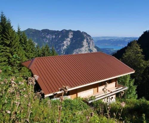 Berghaus mit viel Wald und Aussicht - 312