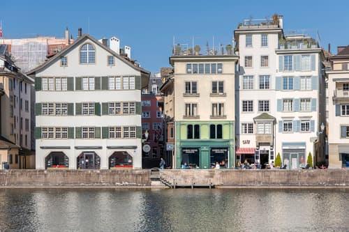 Ladenlokal an exklusiver Shopping Lage in der Zürcher Altstadt