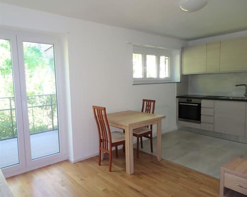 Möblierte, moderne Wohnung!