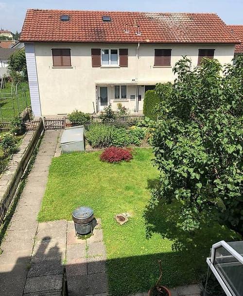 Heimeliges Reihenhaus mit Terrasse und Garten zu vermieten