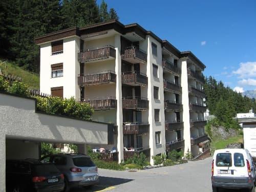 2-Zimmerwohnung an zentraler Lage in Davos Platz