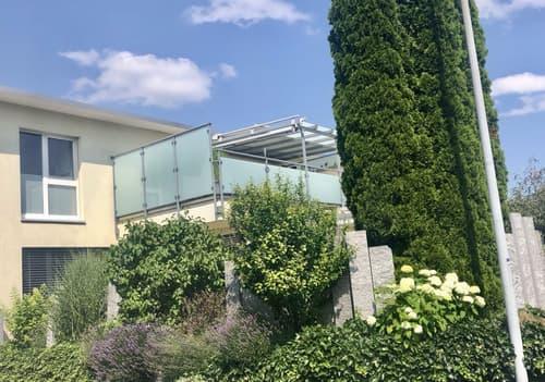 Wunderschöne 4 1/2-Zimmerwohnung mit 30 m2 Terrasse