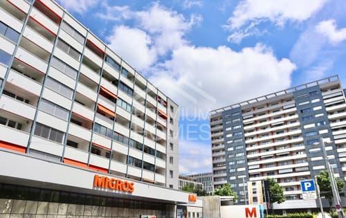 Urbane Wohnung in Bern City!