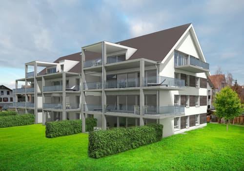 Einzigartige 3.5-Zimmer Neubauwohnung im Sunnepark Oberburg