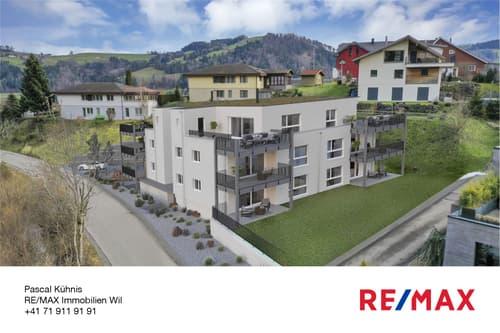 Wohnen am Dorfbach - Attikawohnung Nr. 2.2
