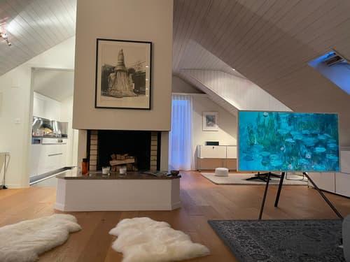 Traumhafte Eigentumswohnung am Zollikerberg! (1)