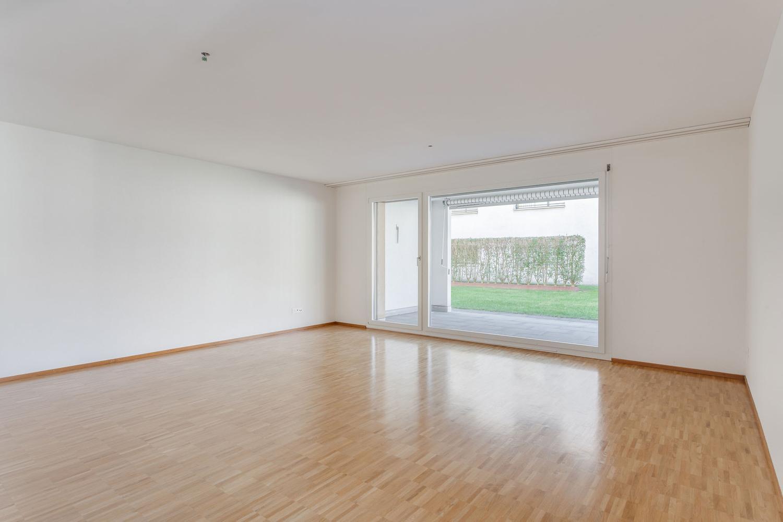 Miete: Gartenwohnung im Zentrum von Altdorf