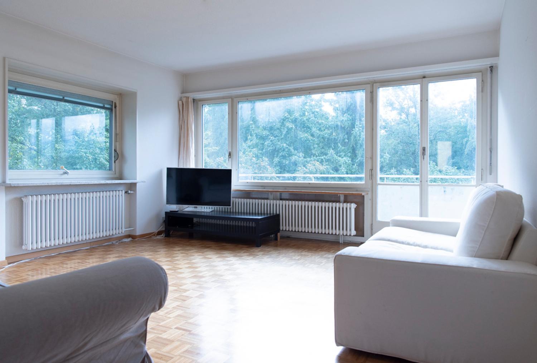 Miete: schöne und zentral gelegene Wohnung