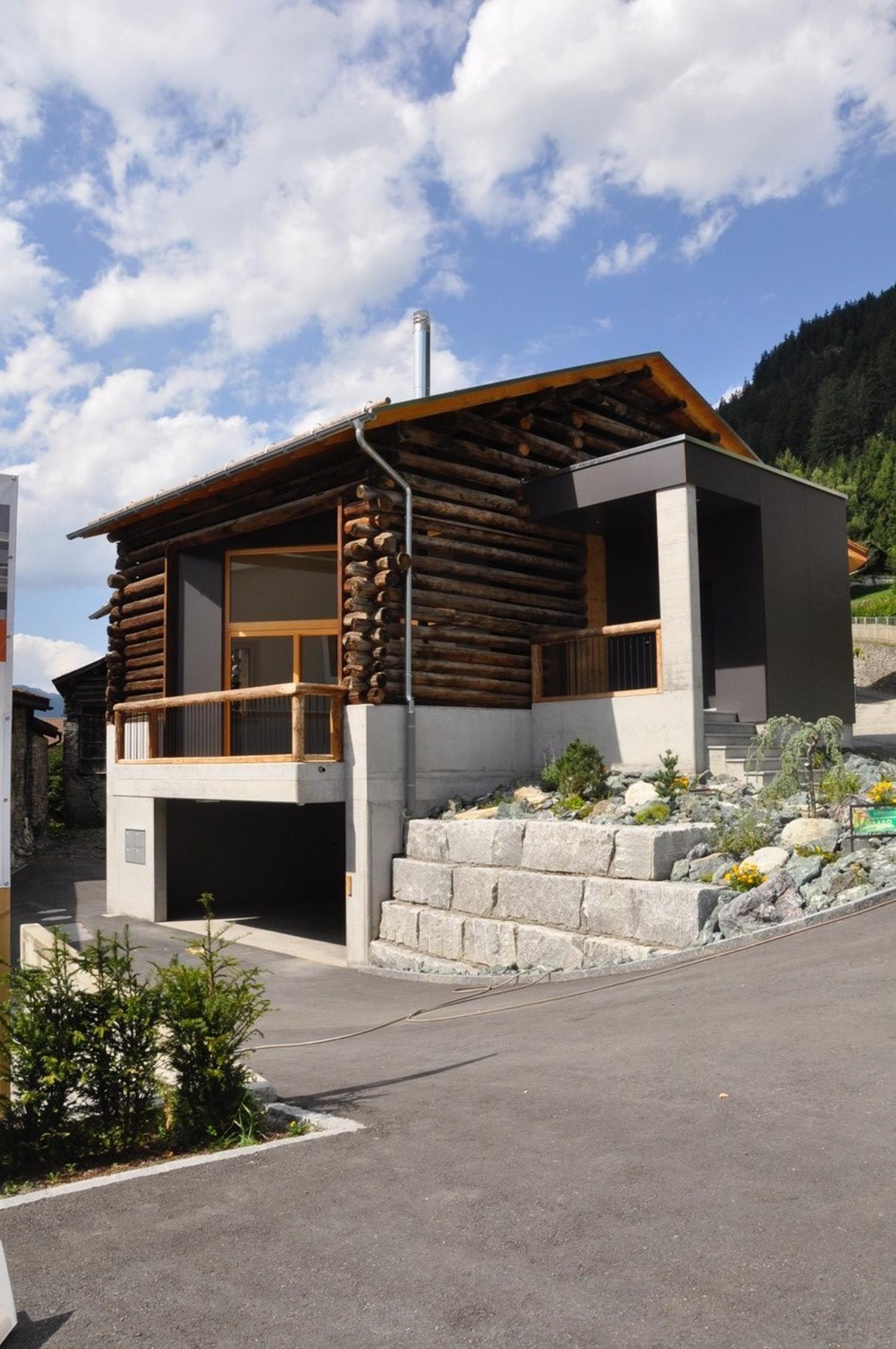 Miete: Rustico-Wohnung im Bündnerland