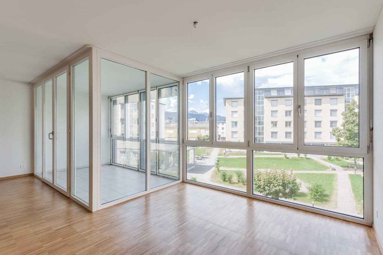 Miete: Wohnung an ruhiger, zentraler Lage