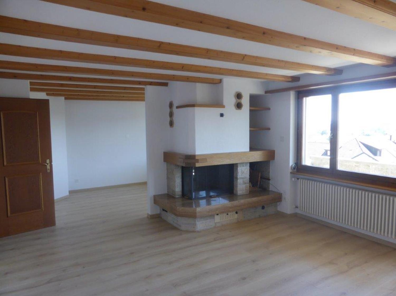 Miete: luxuriöse Attika-Wohnung mit Weitsicht 360°