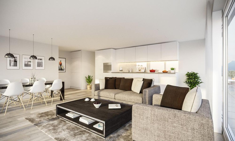Miete: top-moderne Wohnung