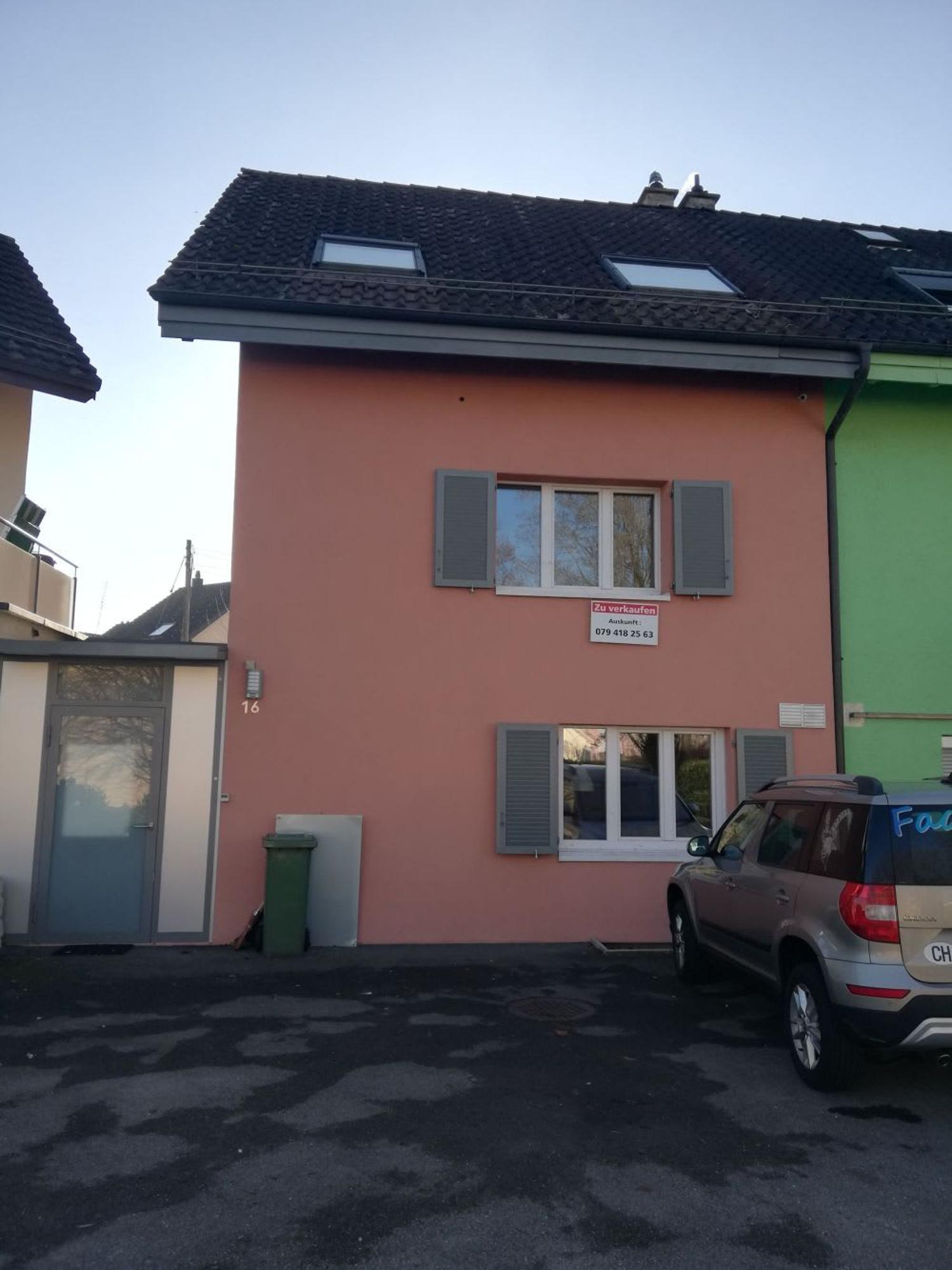 Rent Apartment in Niederhasli - schulersrest.com