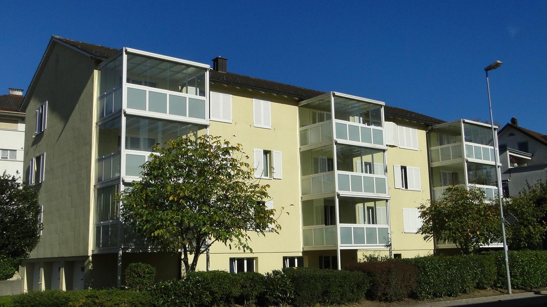 Mietwohnung mit modernem Balkon an bevorzugter Lage