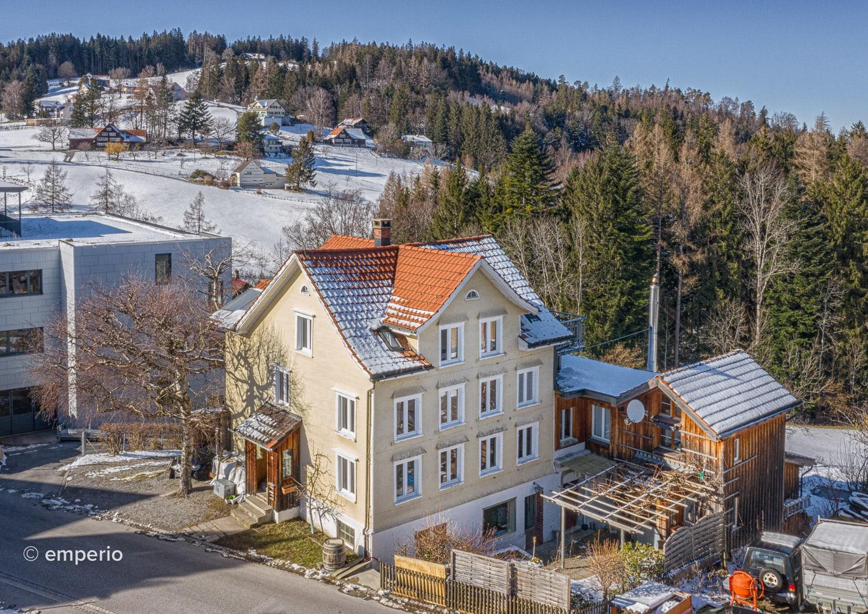 Walzenhausen im Kanton Appenzell Ausserrhoden - Alle Infos