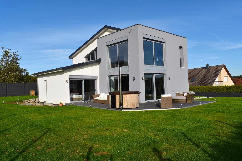 Haus kaufen in Allschwil - Einfamilienhaus - 4 1/2 - Newhome