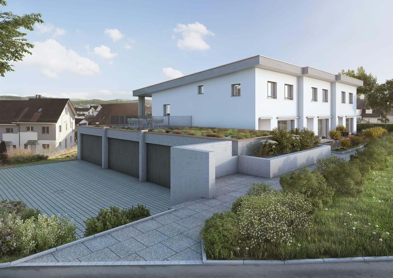 Mbliertes wohnobjekt zum Mieten: Kanton Zrich