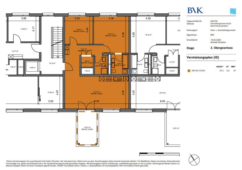 Wohnung zum Mieten: Glattal - ImmoScout24