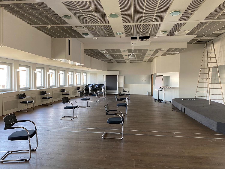 Büroflächen mit 2 grossen Dachterrassen