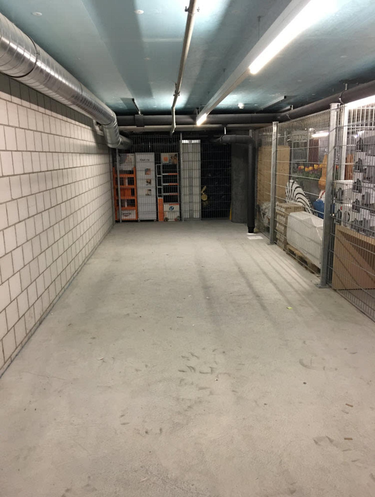 Lagerräumlichkeiten an zentralster Lage beim Wankdorf Center