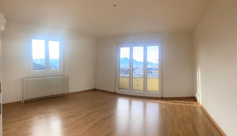 Sanierte Wohnung an ruhiger und zentraler Lage