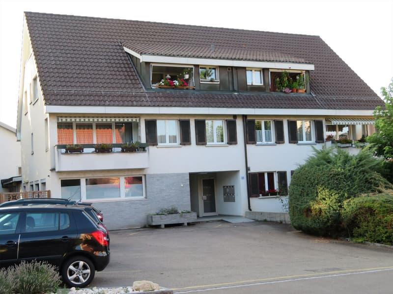 4.5 Zimmer - Wohnung im Dorfzentrum