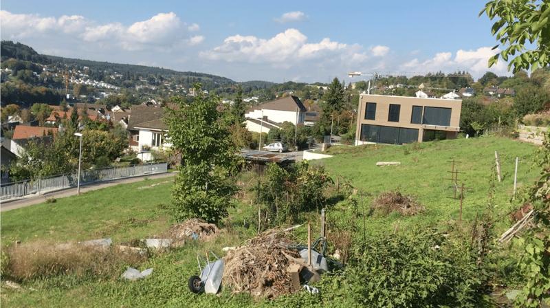 Bauland in 8247 Flurlingen