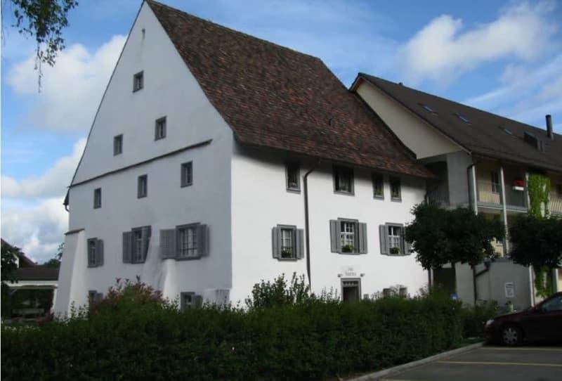 Denkmalgeschütztes Haus