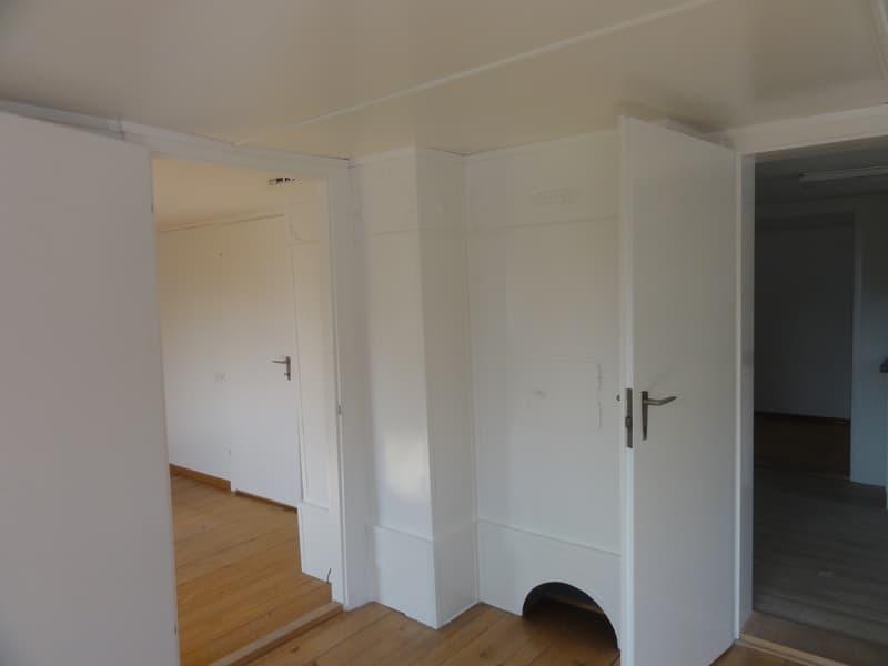 Heimelige 4.5 Zimmer Altbauwohnung
