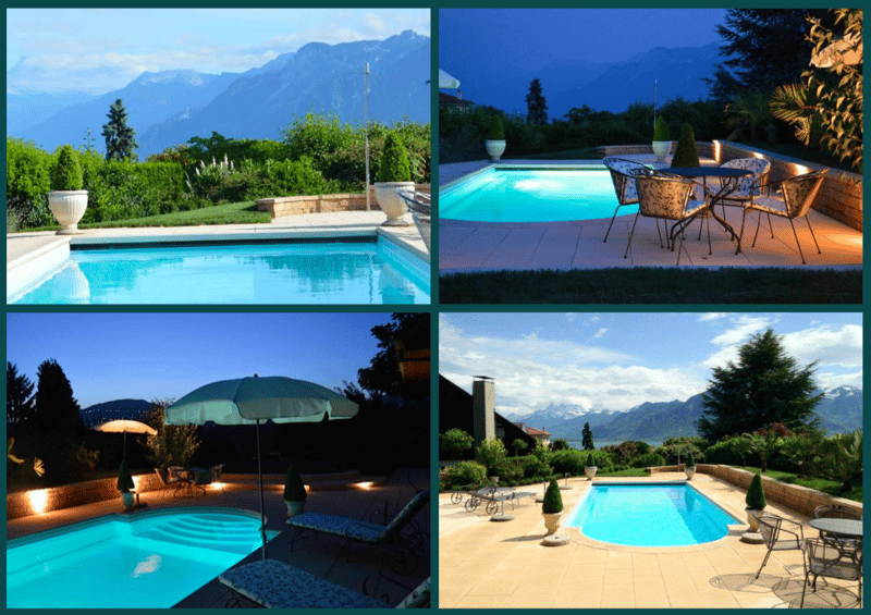 Magnificent 6 bedroom villa with pool & 360° views