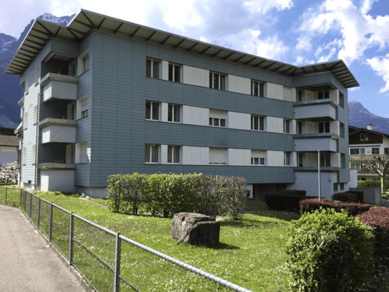 Aussenparkplätze nähe Kantonsspital in Altdorf zu vermieten
