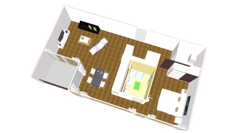 Moderne Wohnung an der Marktgasse 13