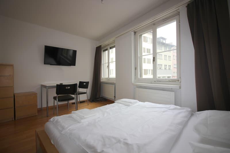 Apartment im Zentrum von Zürich-Niederdorf