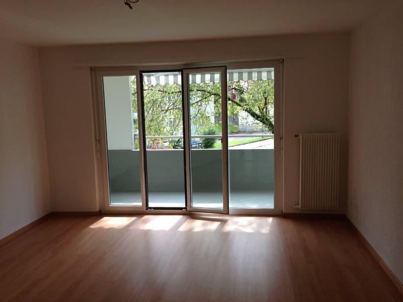 Moderne Wohnung mit gemütlichem Balkon (4)