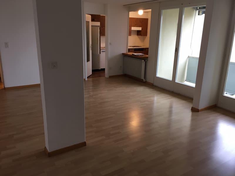 schöne und geräumige 3.5 Zimmer Wohnung