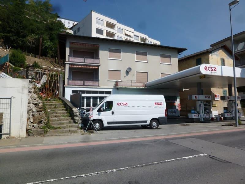 Appartamento 4.5 locali al 2. piano vista lago e montagne