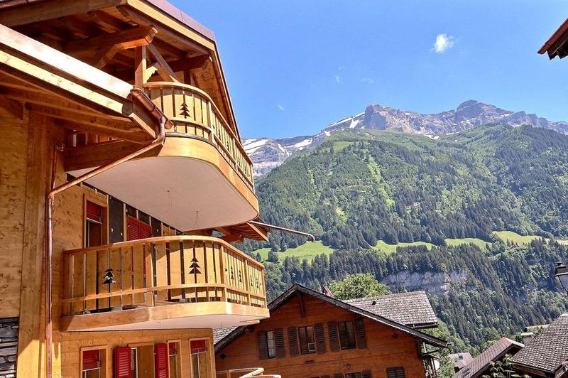 A VENDRE APPARTEMENT 3.5 PIECES A CHAMPERY