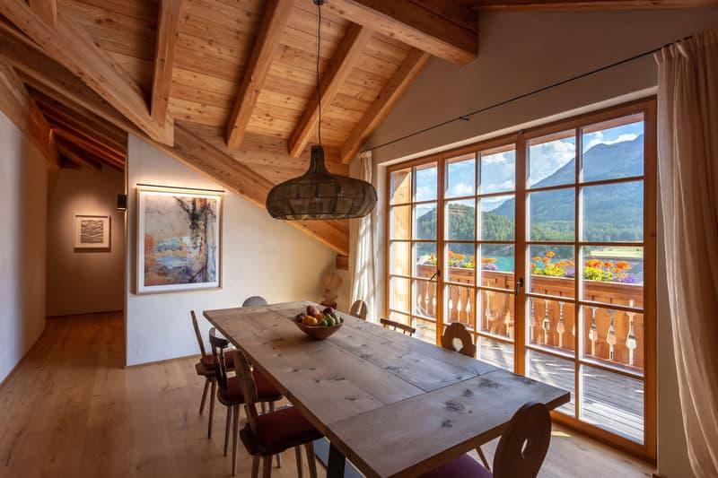 Wohnung & Haus kaufen in Silvaplana | homegate.ch