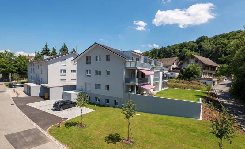 1. Monat gratis -Steuergünstig wohnen - moderne 4½ Zimmer Neubauwohnung (521) mit grossem Balkon