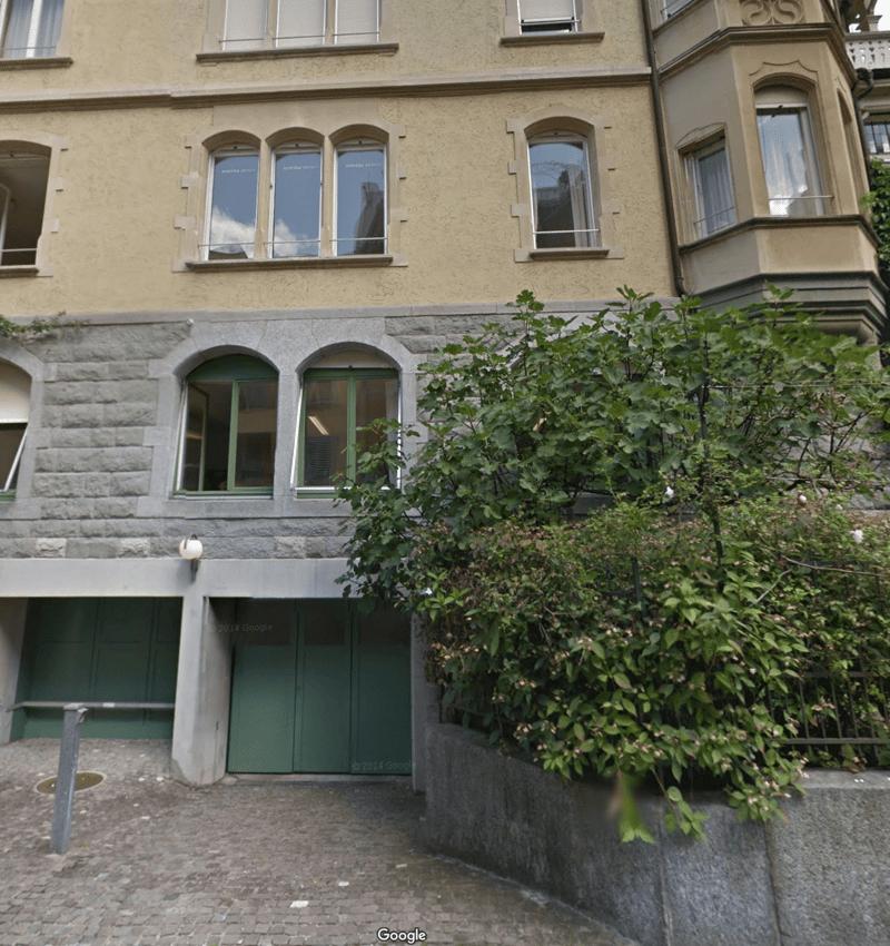 1-2 Einstellplatz(e) in der Tiefgarage (Zürich-Hottingen) zu vermieten