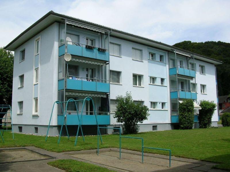 Gepflegte Liegenschaft  - Schöne Wohnlage