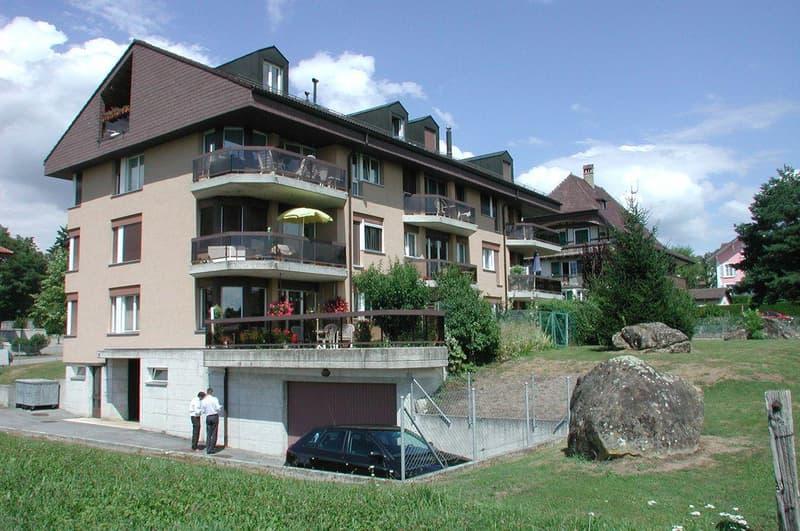 Places de parc à Oron-la-Ville