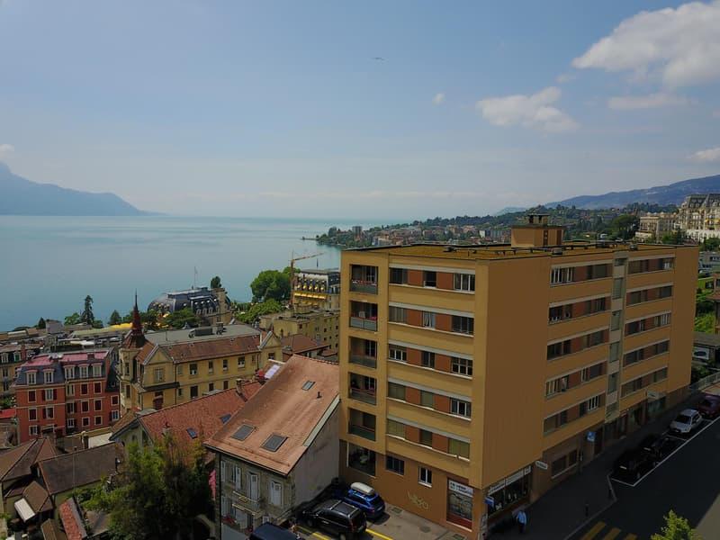 Jolie arcade à Montreux