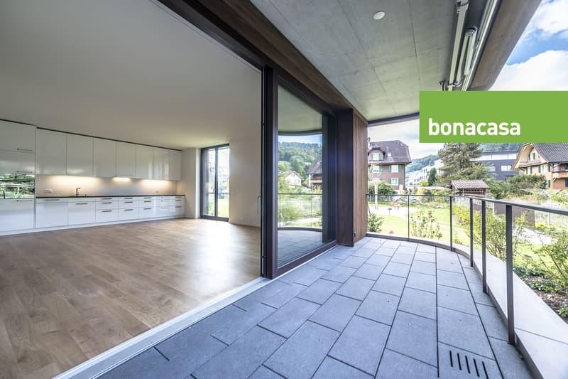 4.5-Zimmer-Wohnung mit bonacasa