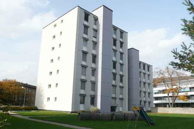 Helle, renovierte Wohnung mit grossem Balkon (1)