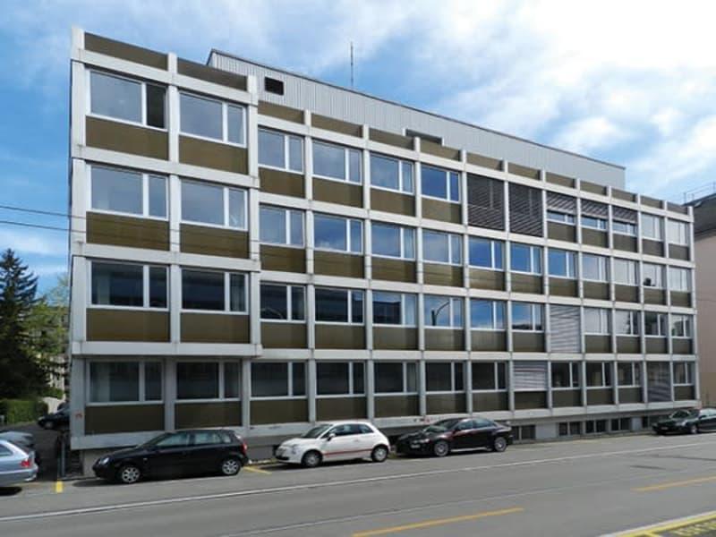 Einstellplätze zu vermieten - Gallusstrasse 4, Zürich